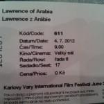 Kdo nemá lístek na Lawrence, ten, jako by nebyl!