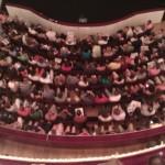 Publikum v divadle