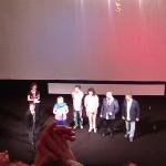 Delagace k filmu Viditelný svět